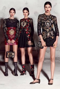 Why Does Dolce & Gabbana Repeat the Same Advertising Concept Again and Again? (Forum Buzz)
