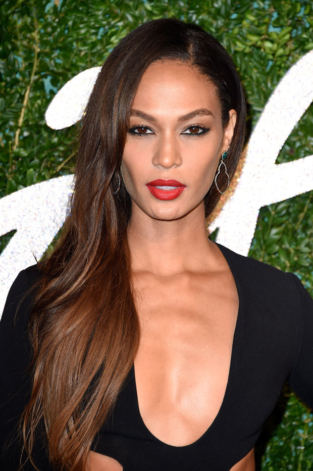 Joan Smalls British Fashion Awards