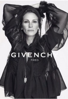 Julia Roberts and Riccardo Tisci Sound Off on Givenchy Ad Campaign