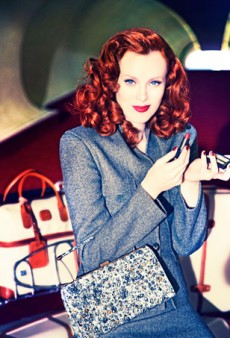Exclusive: Karen Elson Fronts Ellen von Unwerth Film for Palter DeLiso