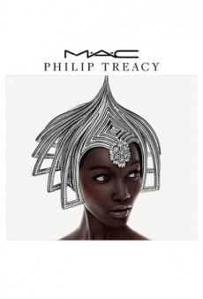 MAC Teams Up with Milliner Philip Treacy for New Collection