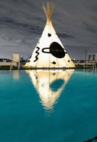 Mondrian South Beach Kicks Off Art Basel Miami Beach 2014; Image: Getty