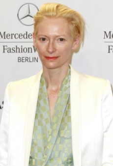 Tilda Swinton Is GQ's Woman of the Year