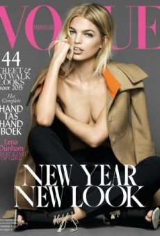 Does Daphne Groeneveld Resemble Kate Upton on Vogue Netherlands? (Forum Buzz)