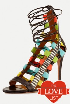 Lace-Up Heels: The Love List