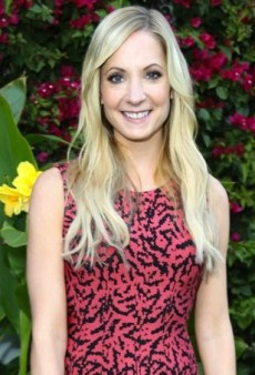 Joanne Froggatt Celebrates 'Wolf Hall' in a Graphic Issa Dress