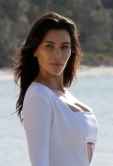Watch: Behind the Scenes of Kim Kardashian's Vogue Australia Cover
