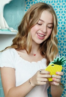 Model to Watch: Anaïs Gallagher Fronts Accessorize's Tween Campaign