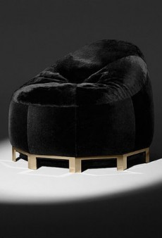Alexander Wang Designs Furniture with Poltrona Frau