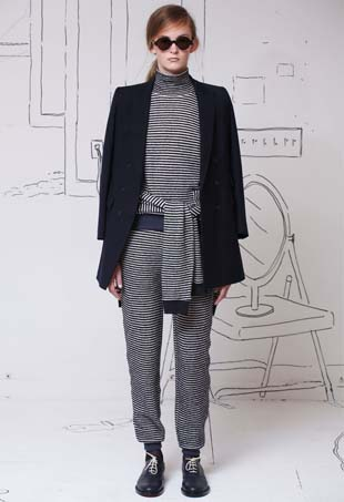 Band of Outsiders Fall 2014; Image: IMaxTree
