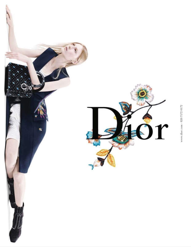 Ad Campaign Christian Dior Spring 2015 Willy Vanderperre