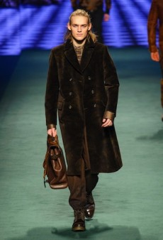 Etro Men's Fall 2015 Runway