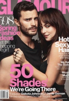 Glamour Nails Dakota Johnson and Jamie Dornan March Cover Shoot (Forum Buzz)