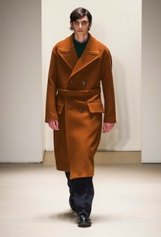Jil Sander Men's Fall 2015 Runway