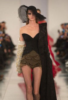 John Galliano Seals the Deal at Maison Margiela Spring 2015 Couture
