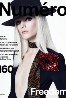 Numéro Delivers a 'Very Saint Laurent' Cover for February (Forum Buzz)