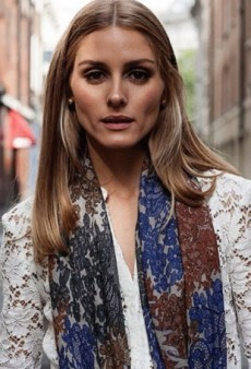 Olivia Palermo Designs Tech Tote for Aspinal of London