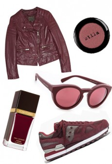 20 Ways to Wear Marsala, Pantone's Color of the Year
