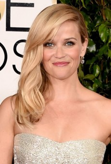 It Was All About the Side Part on the Golden Globes Red Carpet