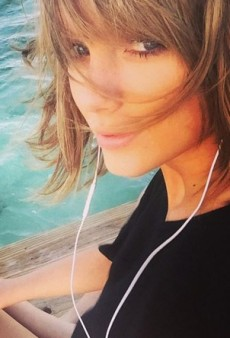 Dear Taylor Swift, We Are Loving Your Beauty Look Right Now