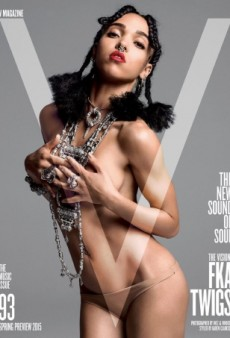 FKA twigs, Sam Smith and Others Star on V Magazine's Spring Preview Issue (Forum Buzz)