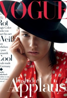 Vogue Germany's February Cover Is Everything We Like and More! (Forum Buzz)