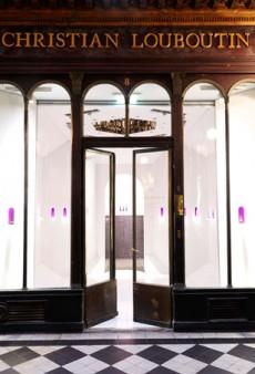 Shoes, Meet Nails: Christian Louboutin Beauté Debuts Paris Boutique