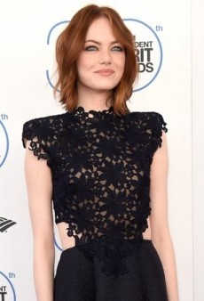 Quirky Patterns and Little Black Dresses Take Over the 2015 Film Independent Spirit Awards