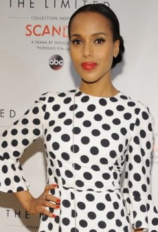Kerry Washington to Launch Nail Polish Line With OPI
