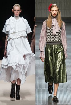 Milan Fashion Week Fall 2015 Hits and Misses: Part 1 (Forum Buzz)