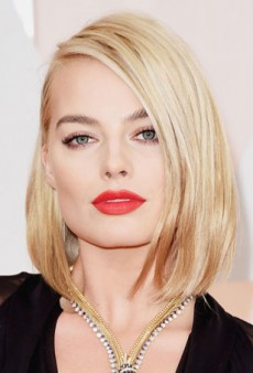 Perfect Margot Robbie's Oscars Beauty Look at Home