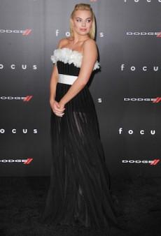 Did Margot Robbie Overdo it in Giambattista Valli Couture?