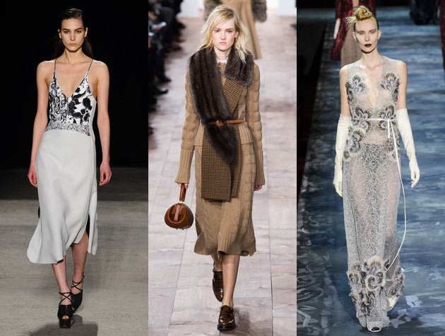 The Hits: Narciso Rodriguez, Michael Kors, Marc Jacobs. Images via IMAXtree.