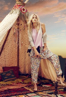 Get Festival-Ready with Peter Alexander's New Coachella-Inspired Range