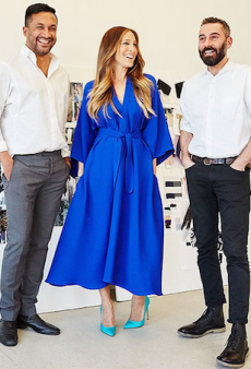 Sarah Jessica Parker Partners with Australian-Born Label TOME NYC