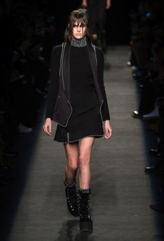 Alexander Wang Fall 2015 Runway