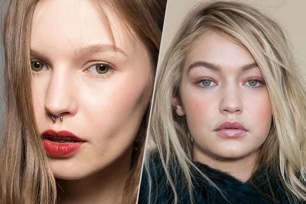 6 Beauty Trends That Ruled New York Fashion Week Fall 2015