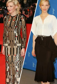 Cate Blanchett Can't Get Enough of Givenchy for the Berlin Film Festival