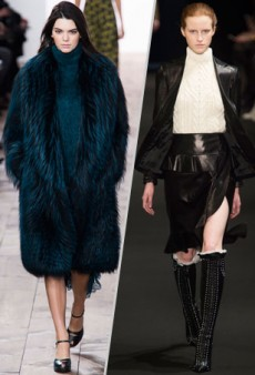 The 14 Biggest Trends from New York Fashion Week Fall 2015