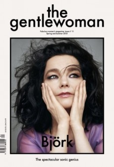 Björk Gives Us Everything on The Gentlewoman's Spring 2015 Cover (Forum Buzz)