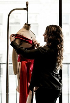 3 Emerging Designers from Macy's Fashion Incubator Program Take Part in the Red Dress Collection at NYFW Fall 2015