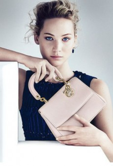 Jennifer Lawrence Gives Us a Smize in Her Latest Dior Campaign