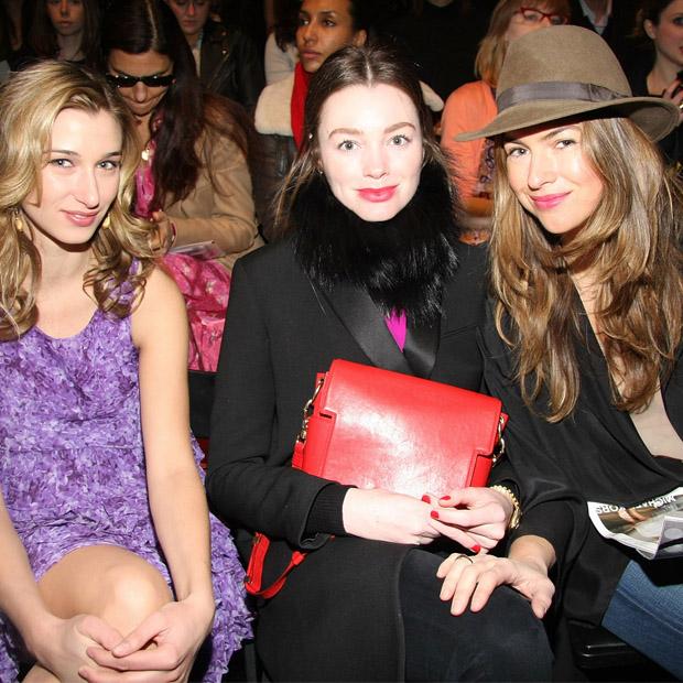 Lauren Remington Platt, Jessica Sailer Van Lith, Claiborne Swanson Frank; Image: Getty