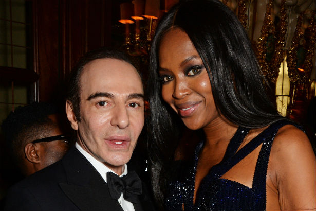 John Galliano on Getting Used to Sobriety