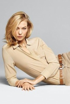 Karlie Kloss Is the New Face of Joe Fresh
