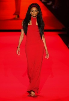 Watch: Go Red for Women Red Dress Collection Fall 2015 Runway