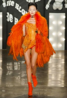 The Blonds Fall 2015 Runway