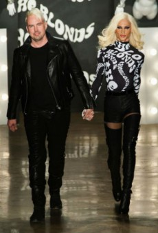 One Minute With … The Blonds
