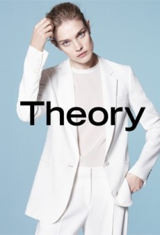 Natalia Vodianova and Clement Chabernaud Are the New Faces of Theory (Forum Buzz)