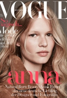 Vogue Germany Devotes March Issue to Anna Ewers (Forum Buzz)